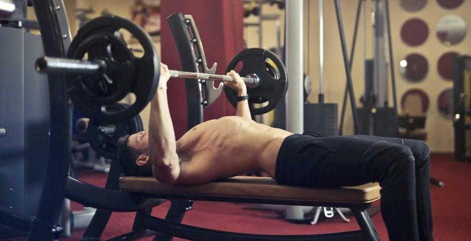 bench press workout plan